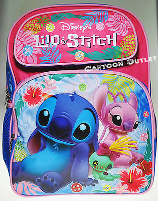 2825a74371b8 Lilo And Stitch BACKPACK 16