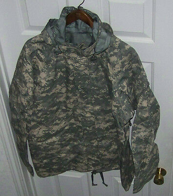 New~Gore-Tex, X-Large/reg Army Gen Ii Parka, Cold Weather Universal Camouflage