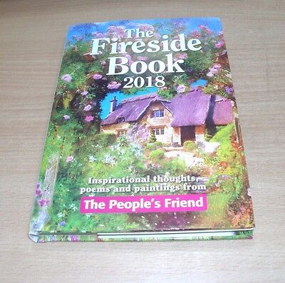 Fireside Book Annual 2018 Thoughts, Poems & Paintings from The People's Friend