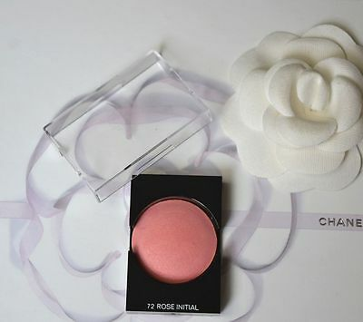 Chanel Joues Contraste Blush 72 Rose Initial