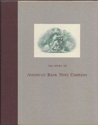 AMERICAN BANK NOTE COMPANY William Griffiths RARE printing engraving history