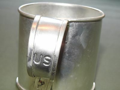 US Army Indian Wars M-1874 TINNED STEEL MESS CUP MINT WPG
