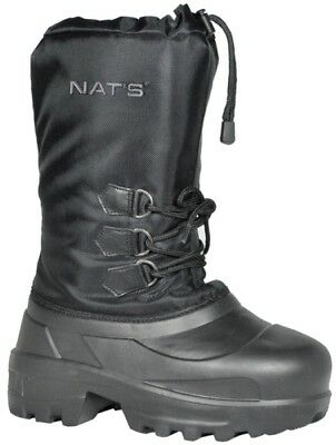 Adult NAT'S Boots, Muk Lite  Part# R900-BK-06-NATS 6
