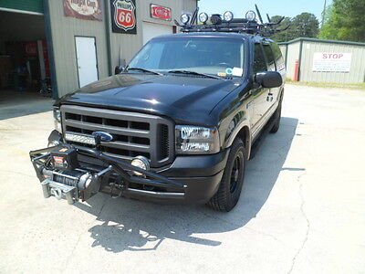 2001 Ford Excursion Limited 2001 Ford Excursion Limited SUV 7.3 Liter Diesel Automatic Alot Of Extra's LOOK