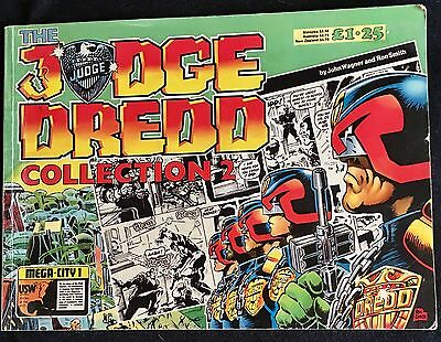 Old Judge Dredd Collection 2 Comic