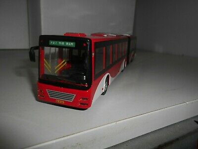 Bus China Model Plastic Scale Unknown