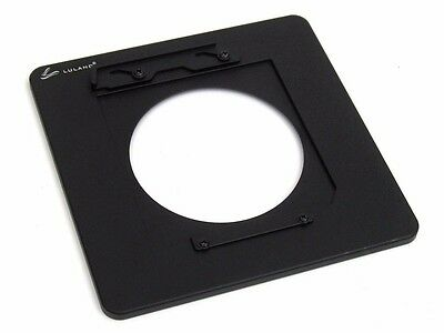 99x96mm (Linhof) to 158x158mm (Toyo) Lens Board Converter