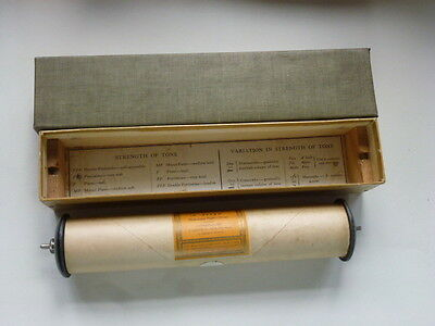 Aeolian Pipe-Organ 116 note roll.No.51550. Damnation of Faust. Rakocky March.
