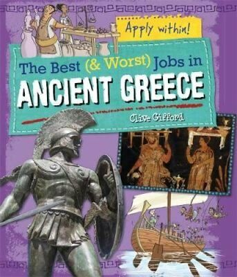 Ancient Greece by Clive Gifford 9780750299343 (Paperback, 2016)