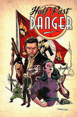 Half Past Danger Hardcover HC IDW by Stephen Mooney - Great Condition