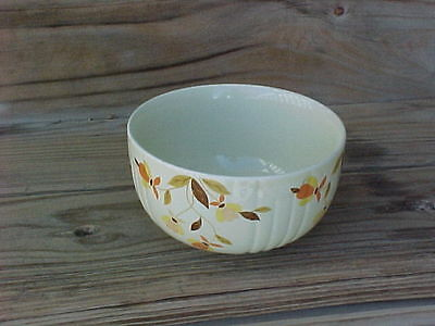 Hall Autumn Leaf Mixing Bowl, Smallest Of Nested Set