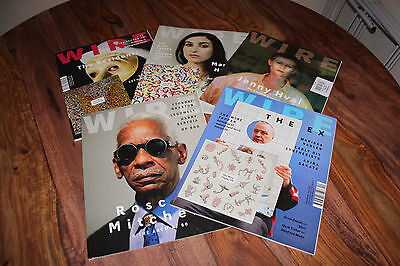 Wire Magazine & CD - 5 Issues 2014-2017 - Free Jazz, New Music, Avant Garde