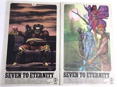 Seven to Eternity #7 Cover A & B (1st Print) Image Comics NM 2017