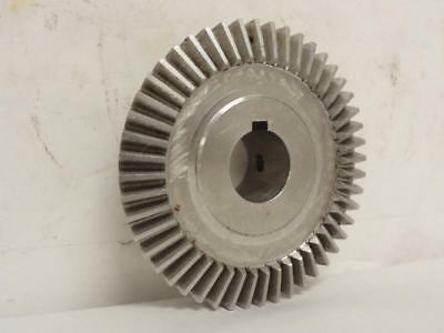 "160364 Old-Stock, Martin B1648SS Miter Gear, SS, 3/4"" Bore, 48 Teeth"