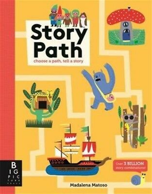 STORY PATH, Baker, Kate, Matoso, Madalena, 9781783704477
