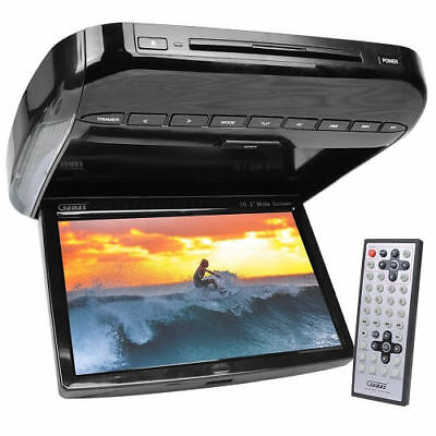 """10.2"""" Sumas SMR-A10PFW Overhead In-Car LCD Flip Down Panel w/Vehicle DVD Player"""