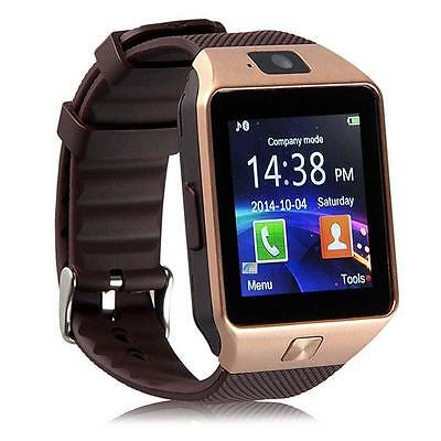 Newest Bluetooth Smart Watch DZ09 Smartwatch GSM SIM Card For Android Phone G BC