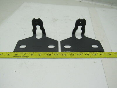 Precision Pulley & Idler PPI 02200 Idler Roller Bracket Hanger Lot of 2 pcs