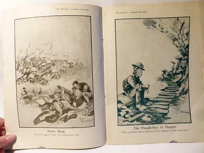 WW1 Bruce Bairnsfather Bystanders  Fragments from France No.7 Cartoons
