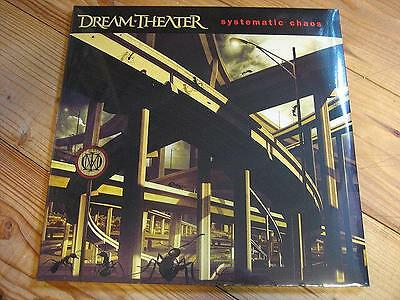 """Dream Theater """"systematic Chaos"""" - 2Lp - Foc"""