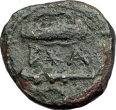 ALEXANDER III the Great 325BC Macedonia Ancient Greek Coin HERCULES CLUB i62833