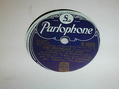 "Collection Lot of 5x Various JAZZ 10"" 78RPM Gramophone Records"
