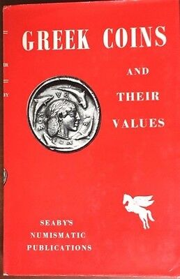 Greek Coins and Their Values, 2nd Edition by H.A. Seaby