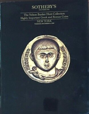 The Nelson Bunker Hunt Collection: Highly Important Greek and Roman Coins