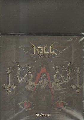 KILL - no catharsis LP
