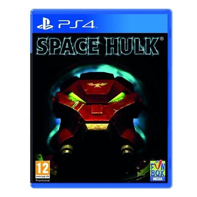 Space Hulk PS4 Game - Brand New!