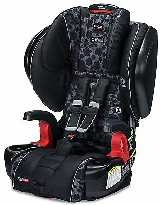Britax Pinnacle Clicktight Combination Harness-2-Booster Car Seat Kate New 2017