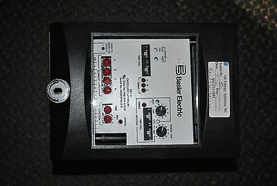Basler Electric Over Current Relay H3E Z1P A1C1F H3E-Z1P-A1C1F Used Be1-51