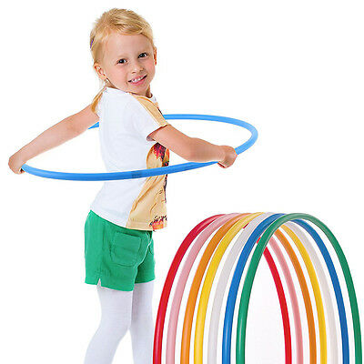 New 45 CM Hula Hoop Children Kids Sports Aerobics Fitness Gymnastic Nice Gift