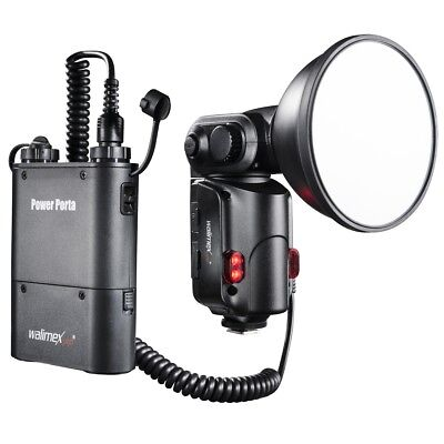 walimex pro Lightshooter 180 incl. Powerbank - powerful like a studio flash