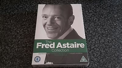 Fred Astaire Collection Box Set *NEW & SEALED* (4 Discs) DVD
