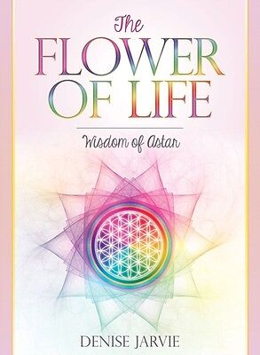 Flower of Life Cards: Wisdom of Astar, 52 Full Colour Oracle Card. 9781922161260
