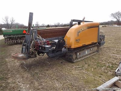 Case 6030 Horizontal Directional Drill