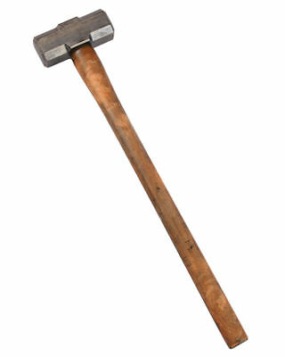 "24"" Long Fake Plastic Sledge Hammer Adult Costume Halloween Prop"