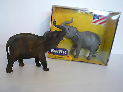 Vintage Breyer Gray Elephants #91 1992 Election In Box #391