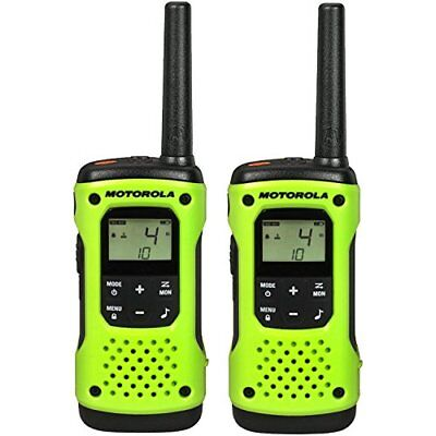 Motorola T600 2Pk Green Retail Box