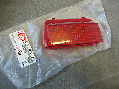 Yamaha Rear Light Glass TZR125 TZR250 Tail Lamp Lens Original New