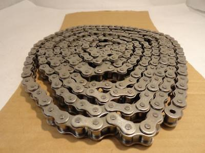 155337 New-No Box, MFG- 50SS-15ft Roller Chain #50, SS, 15Ft Length
