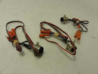 155159 Old-Stock, Loveshaw CPMA11-002 Lot-3 Harness Assemblies
