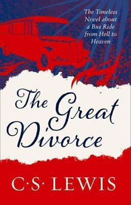The Great Divorce by C. S. Lewis 9780007461233 (Paperback, 2012)