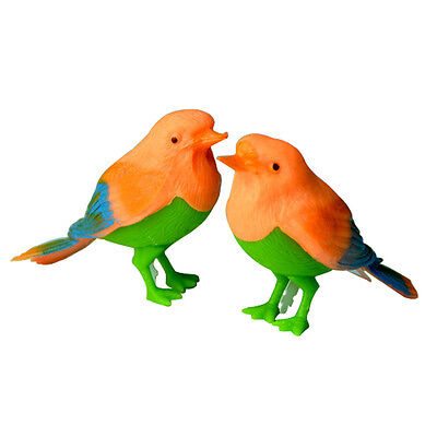 Magical Voice Activate Chirping Sound Control Beautiful Singing Bird Funny Toy