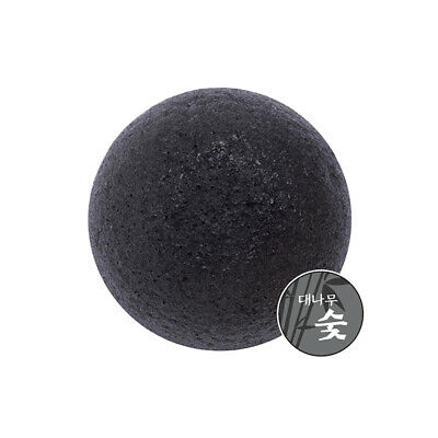 Missha Natural Soft Jelly Cleansing Puff (Charcoal) renewal