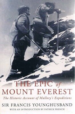 The Epic Of Mount Everest by Younghusband Francis - Book - Paperback