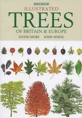 Illustrated Trees of Britain and Northern Europe (Hardcover), Mor. 9781408123669