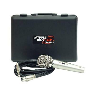 Pyle PDMIK4 Wired Pro Microphone Kit