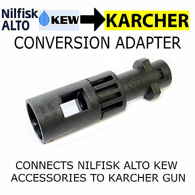 Alto kew Nilfisk To Karcher K-Series Conversion Adaptor Coupling connector